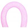 Cyberlox Nylon Mesh Tubing 9-10mm Hot Pink